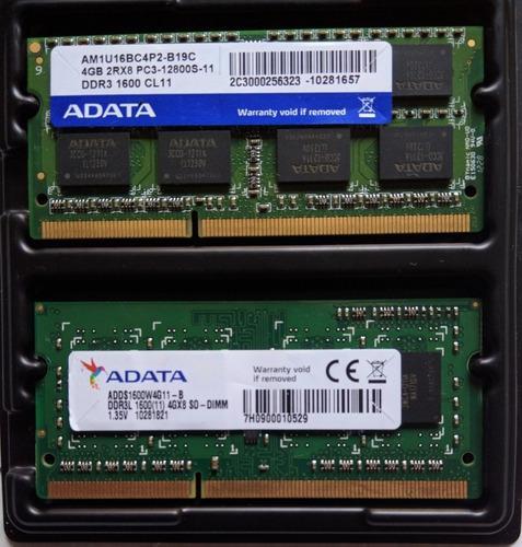 Memoria notebook apple macbook pro, ddr3 1333, 4gb, 16 chips