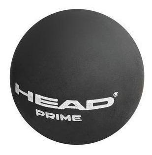 Pelotas de squash head prime doble punto x 12