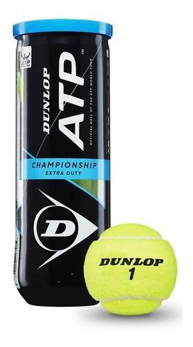 Pelotas tenis atp championship dunlop