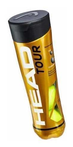 Tubo head tour x4 pelotas último modelo 2020 promo!!