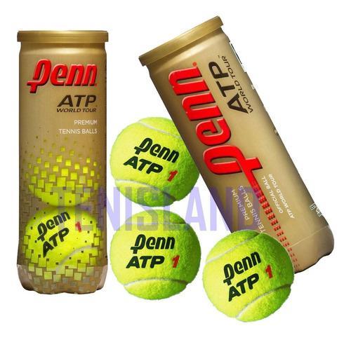 Tubo pelotas penn atp premium tenis paddle