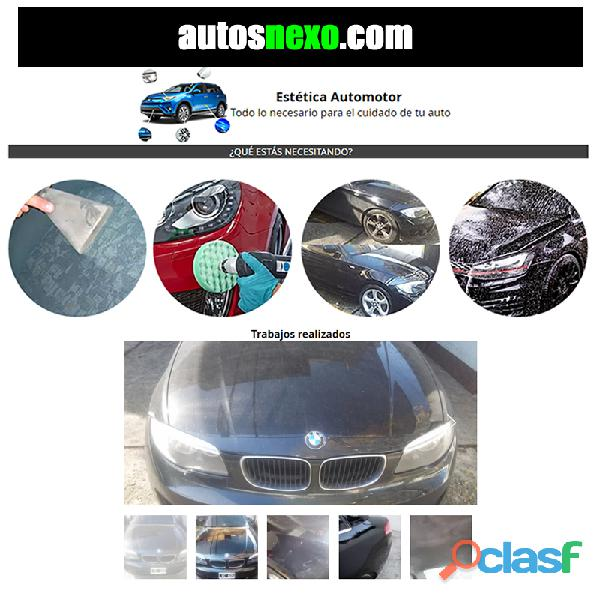 AUTOSNEXO te brinda todo para comprar y vender tu auto!, servicios y más!! 1