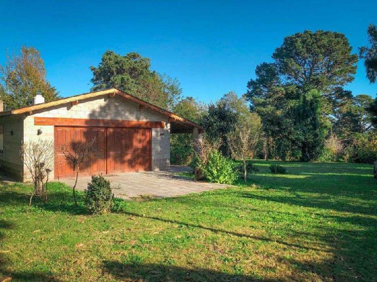 Alquiler 24 m casa quinta barrio la peregrina $23.000