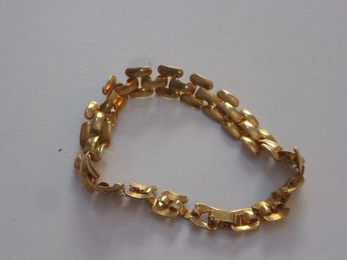 Antigua pulsera cadena dorada muy delicada cºviko98