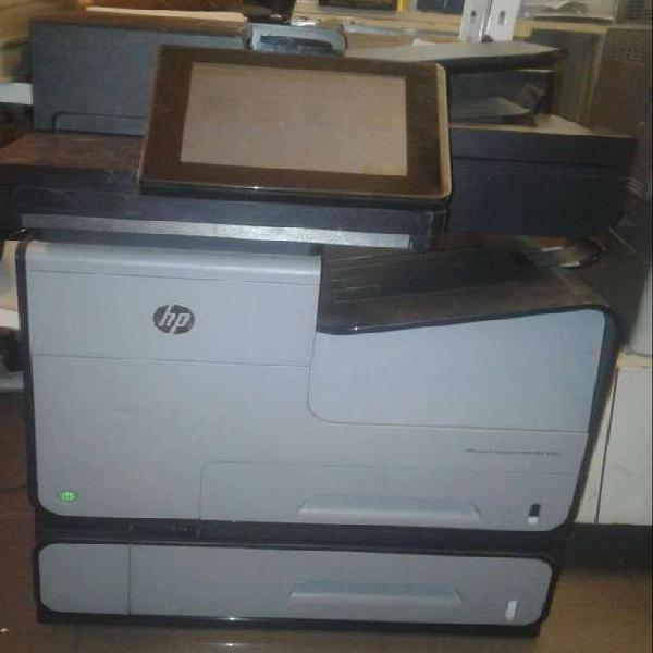 Impresora hp enterprise color m585