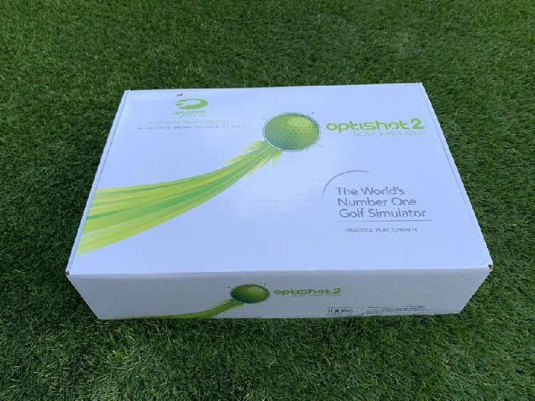 Optishot 2 simulador de golf mac pc
