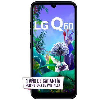 Celular lg q60 nuevo 64gb black