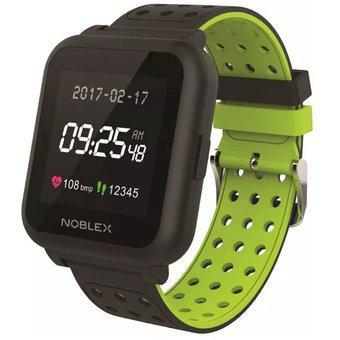 Reloj noblex sw520s smartwatch sensor cardiaco ios android -