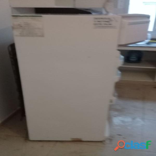 Heladera Con Freezer Sigma Hf24bfso Impecable!! Venta Urgent