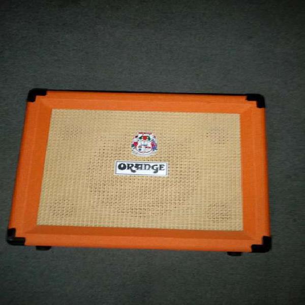 Amplificador combo guitarra orange crush pix cr20l 20w 12pa