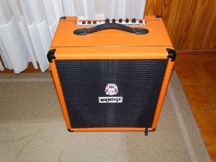 Amplificador bajo orange crush 50 watts