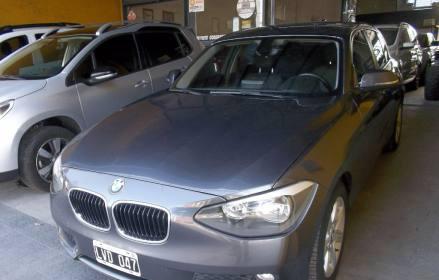 Bmw 116i biturbo 2013 automatico