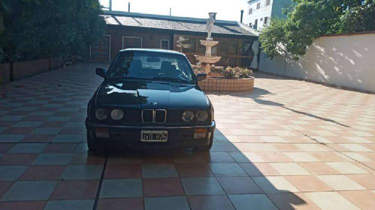 Bmw 325i coupe año 1987