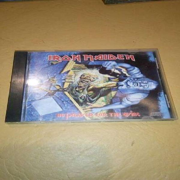 Cd original iron maiden no prayer for the dyint