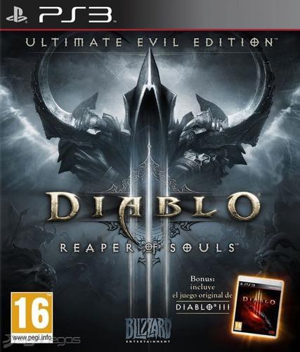 Diablo 3 reaper of souls ps3 digital || entrega inmediata