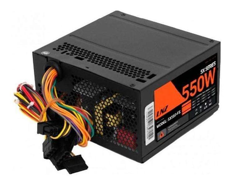 Fuente pc atx 550watts nueva oferta!!