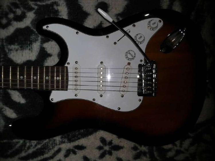 Guitarra eléctrica heaven stratocaster