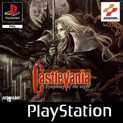 Juegos ps1 nuevos castlevania sotn, fisico calidad premium!