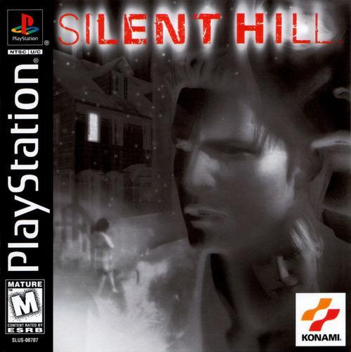 Juegos ps1 nuevos silent hill fisico calidad premium!