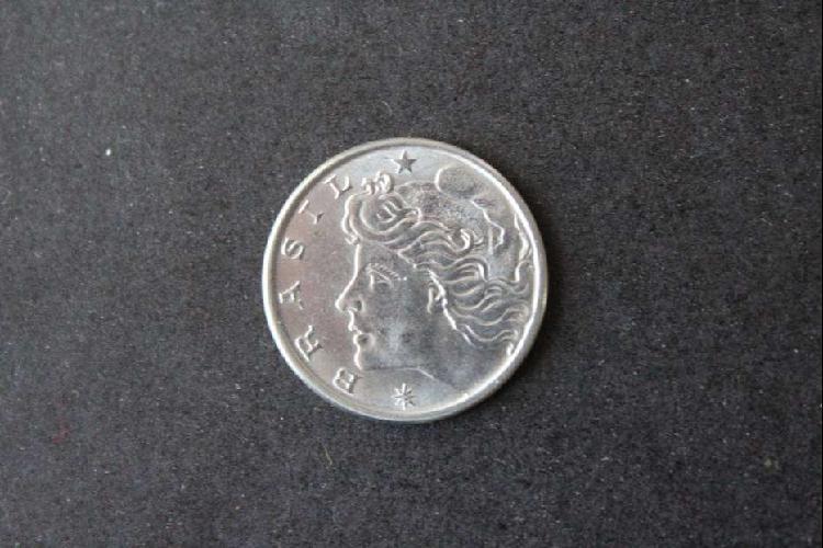 Moneda brasil, 1978, 20 centavos de cruceiro