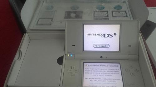 Nintendo dsi en caja completa gba genesis nes multi platafor