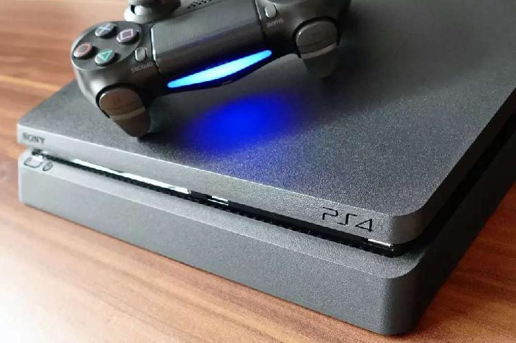 Play station 4 impecable ps4