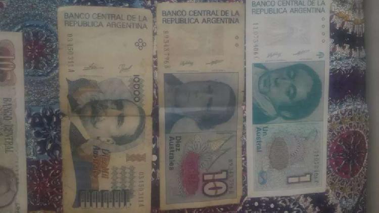 Billetes argentinos