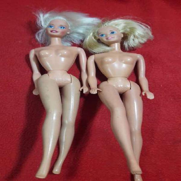 De colección par de barbie mattel 1966-1976