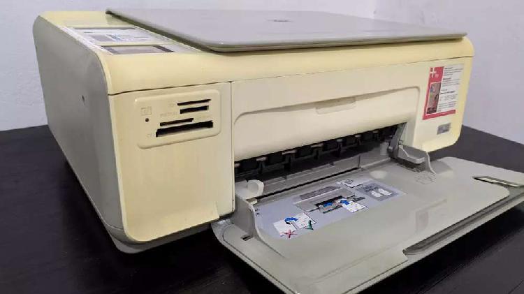 Impresora hp photosmart c4200