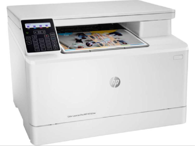 Impresora multifunción hp láser color m182nw wifi