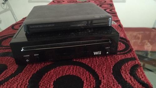 Nintendo wii, con accesorios