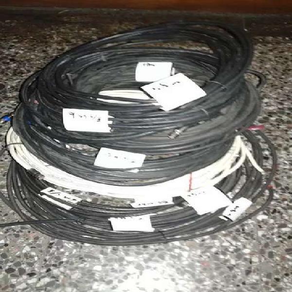 Para instalaciones de tv cable
