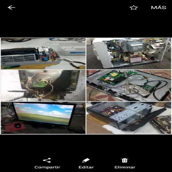 Servicio tecnico electronica e informatica