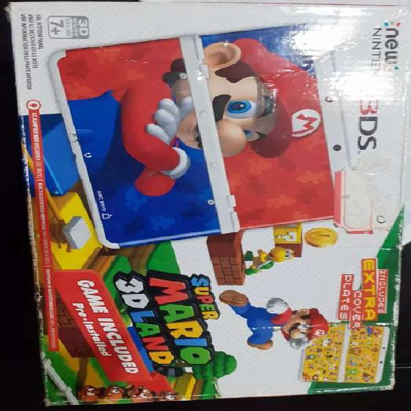 Vendo nintendo 3ds con juegos
