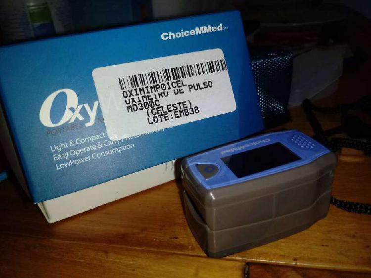 Vendo oximetro de pulso pediatrico marca oxywatch
