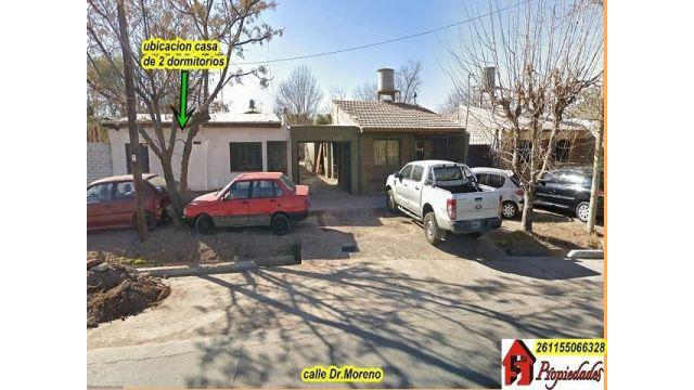 1.620.000 casa 123/51 m2 sobre calle doctor moreno- las