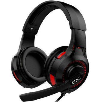 Auricular genius hs-g600v ps4 vibracion pc headset mic gx