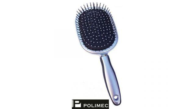 Cepillo spazzola metalizado polimec
