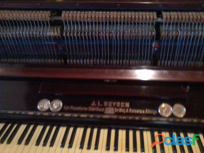 Afinación de pianos en santa fe y zonas 3415773898