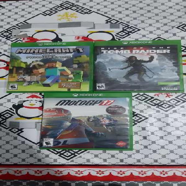 Juegos de xbox one originales