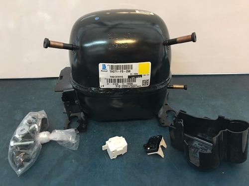 Motor compresor tecumseh tsb1374ygs 165fr ref. r134a