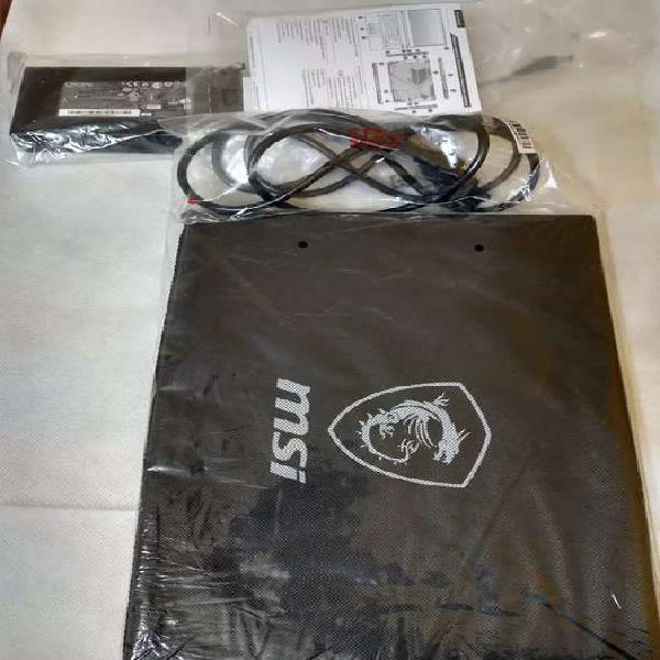 Notebook gamer msi gf63 thin 9sc