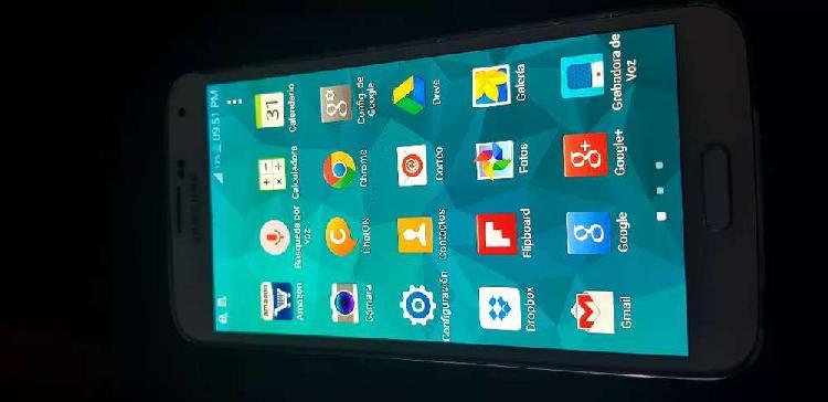 Samsung s5 más cargador funda