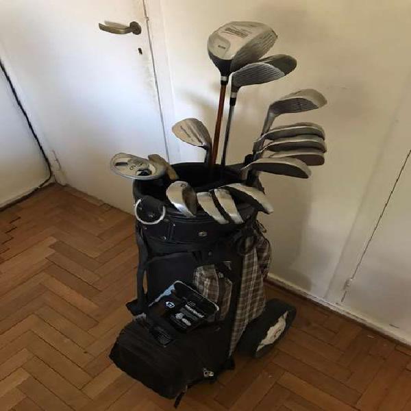 Set de palos de golf