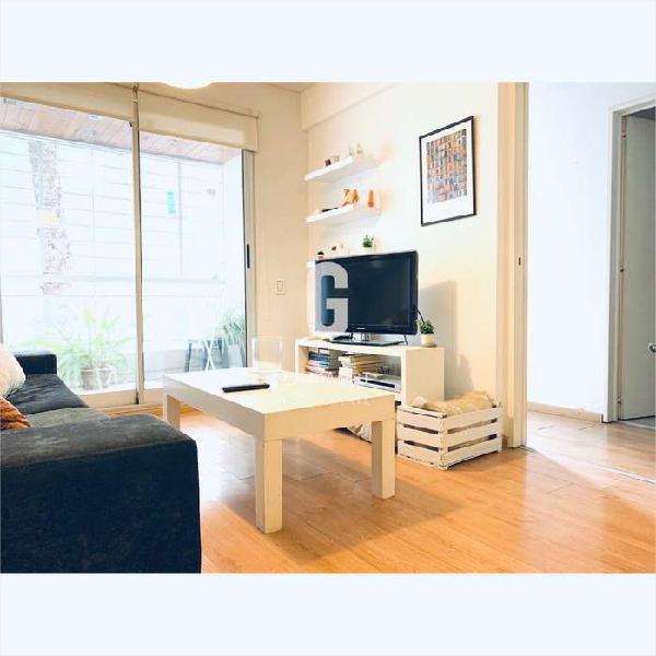 2 ambientes|cochera fija |pileta, parrilla y laundry |11 de