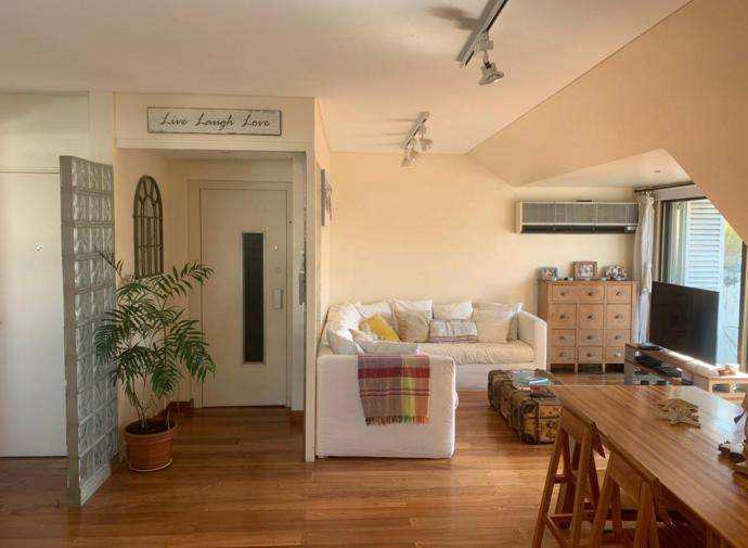 Alquiler temporario- duplex -3 amb c/ terraza! palermo