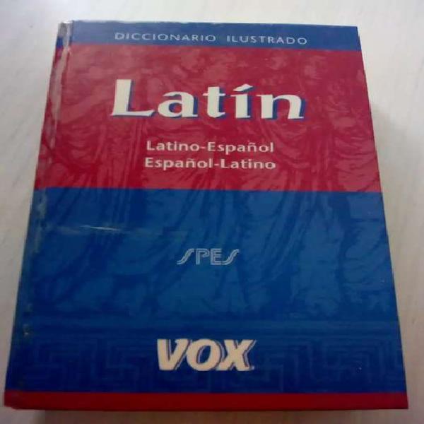 Diccionario latín-español ilustrado vox