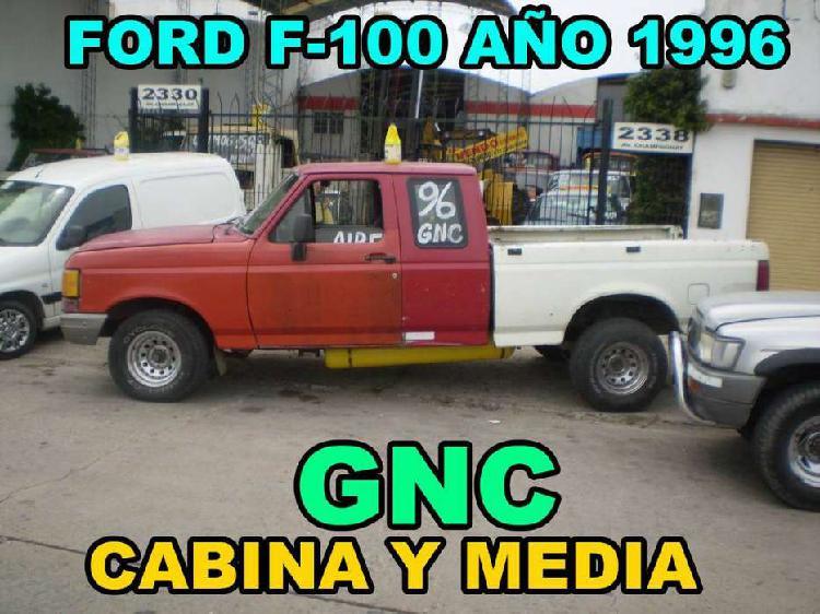 Ford f100 supercab año 1996 con gnc