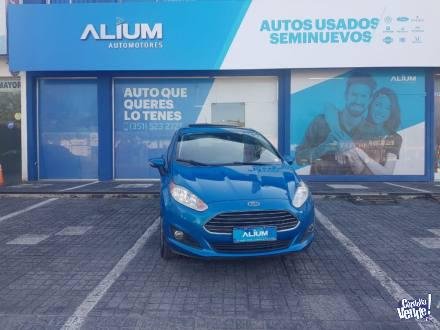 Ford fiesta kinetic 1.6 titanium powershift at 5p 2017