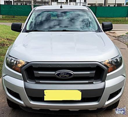 Ford ranger xls 3.2 tdi 4x2 2017 60.000 km como 0 km.